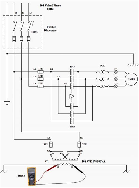 Troubleshooting Open Circuit Faults The Control