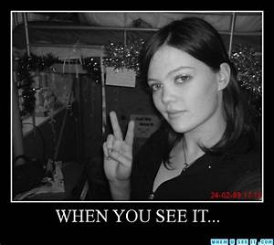 When you see it - Creepy picture