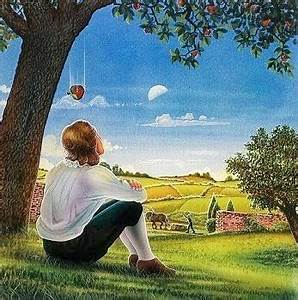 Newton's Apple - One Universe at a Time