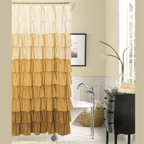 elegant bathroom shower curtain ideas home
