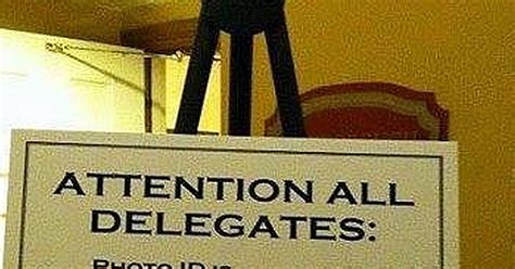 The RACIST Sign at DNC That Media Won't Report On