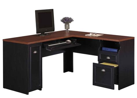 home office l desk black l shape desk for home office