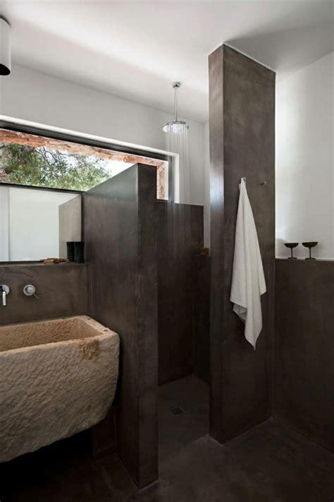 salle de bain douche italienne avantages mais aussi