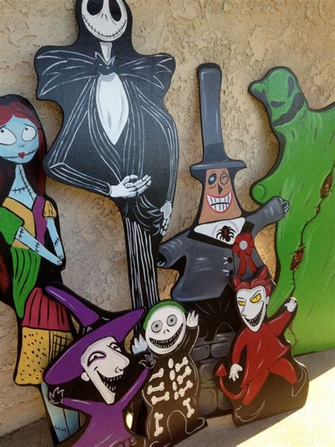 Nightmare Before Decorations by Pin By Cagle On Gifts Lawn Decorations