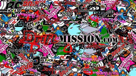 Jdm Sticker Bomb Wallpaper (45+ Images