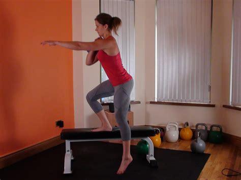 kettlebell step routine workout update