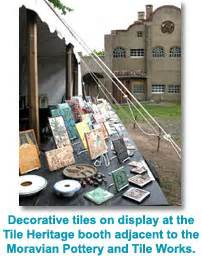 Moravian Tile Works Festival by Tiled Out In Doylestown