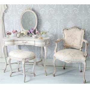 Was Ist Shabby Chic : delphine shabby chic dressing table french bedroom company ~ Orissabook.com Haus und Dekorationen
