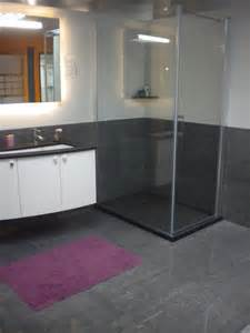 badezimmer anthrazit badezimmer