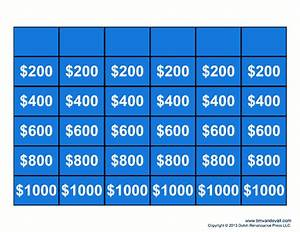 jeopardy template powerpoint out of darkness With jeopardy template powerpoint 2007
