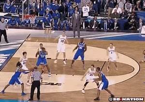 Kentucky vs. Wisconsin, 2014 Final Four scores: Aaron ...