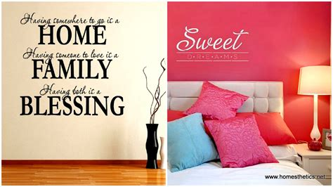 11 diy wall quote that will beautify your home