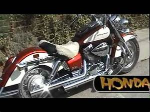 Gepäckträger Honda Shadow 750 : 2008 honda shadow vt 750 aero youtube ~ Kayakingforconservation.com Haus und Dekorationen