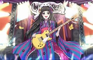 Anime, Girls, Kimono, Guitar, Wallpapers, Hd, Desktop, And, Mobile, Backgrounds