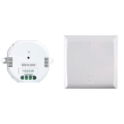interrupteur volet roulant sans fil kit interrupteur sans fil et module r 233 cepteur encastrable di o myfox 224 29 90 my fox