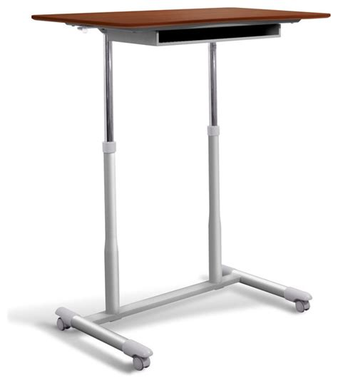 stand up height adjustable desk stand up desk height adjustable mobile contemporary