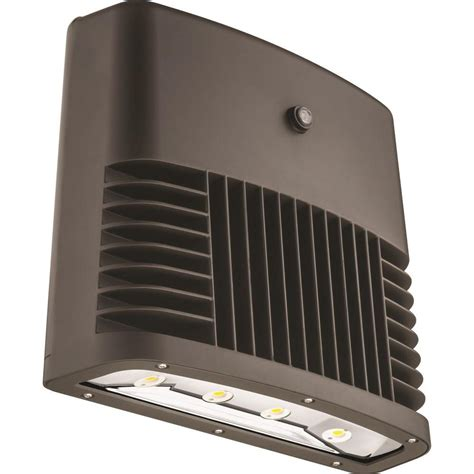 lithonia lighting bronze dusk to outdoor led low