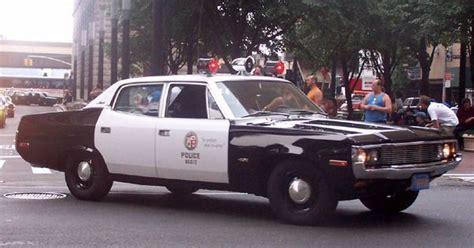Amc Matador Cop Car, 401 4bbl/727 Auto/3.15 Twingrip