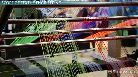 textile engineering video lesson transcript