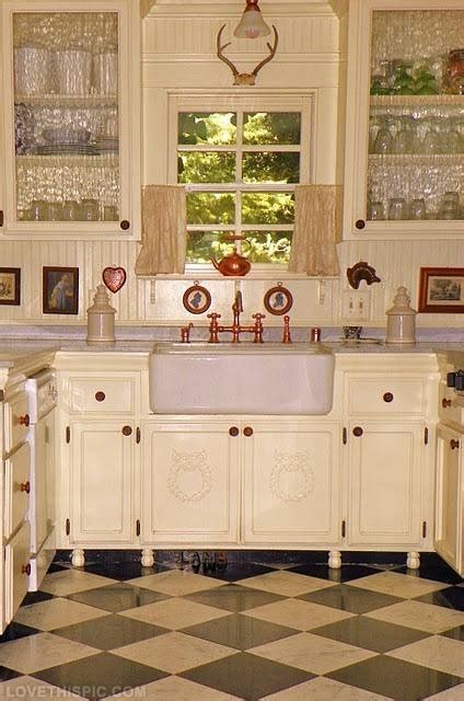 Pretty Antique Kitchen Pictures, Photos, And Images For