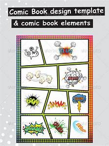 17 comic book templates free psd eps ai format for Comic book template powerpoint