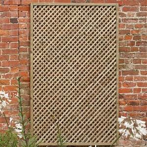 How to Build a Garden Trellis Panels Using Lattice - BEST
