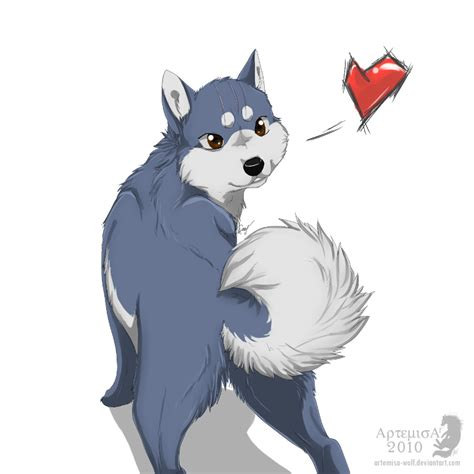 Ginga Love By Arte Wolf On Deviantart