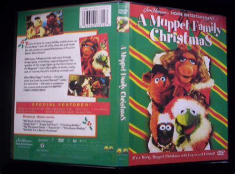 A Family Muppet Christmas Dvd