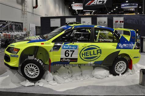 The Rally Car Build With Italian Flair