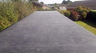 epdm rubber flat roofing  ferrari wrexham
