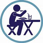 Eating Icon Eat Clipart Icons Computer Rest