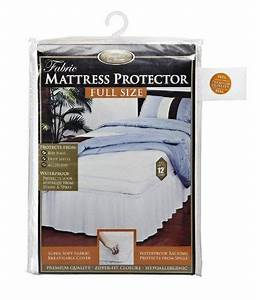 zipper fit closure fabric mattress cover by hold n storage With bed covers to protect from bed bugs