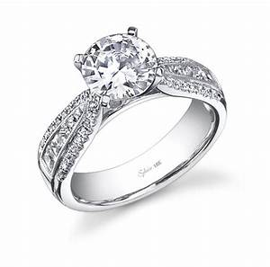 lovely wedding rings for women white gold real diamonds With wedding rings for women white gold