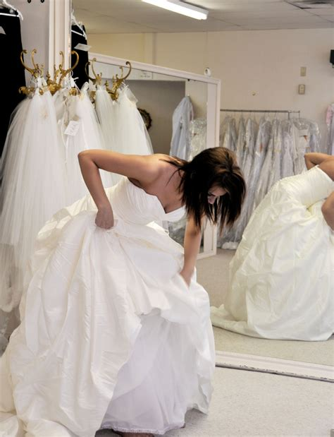 wedding dress disasters  bridal gown horror stories