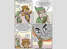 The Legend of Zelda Majora's Mask Blow The Cartridge