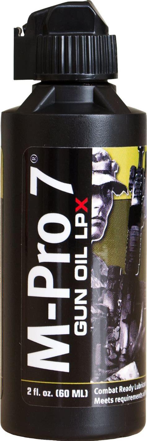 gun oil pro lube ar15 lubricant ar lpx guide