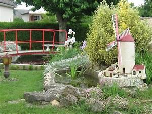Moulin Deco Jardin : d co moulin a vent jardin ~ Teatrodelosmanantiales.com Idées de Décoration