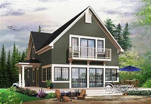 204 best plan de chalet dessins drummond plan de maison With couleur de maison tendance exterieur