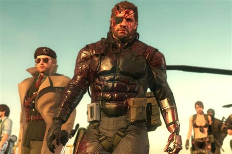 metal gear solid  celebrates nuclear disarmament