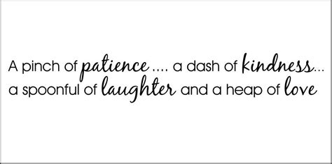 patience  kindness quotes quotesgram