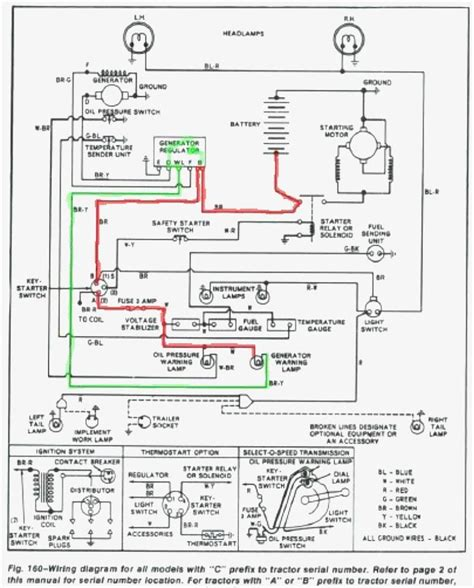 New Lb75 Backhoe Wiring Schematic by New Tractor Wiring Diagram Electrical Website