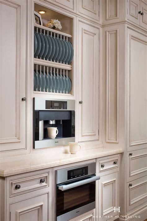 plate rack  built  coffee maker built  coffee maker clive christian kitchens modern