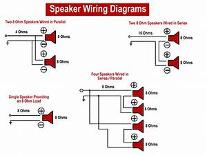 2 Ohm Speaker Wiring Series Diagram