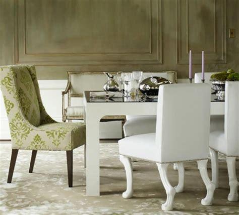 chaise salle à manger design salle à manger moderne aux chaises design uniques design