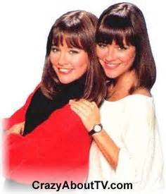 "Jean and Liz Sagal, actors in ""Double Trouble"" series ..."