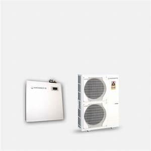 Kw Heizleistung Berechnen : waterkotte wp air zubadan luft w rmepumpe 8 14 kw ~ Themetempest.com Abrechnung