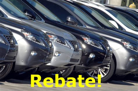 Best New Car Rebates by Lists Best New Car Rebates For End Of December