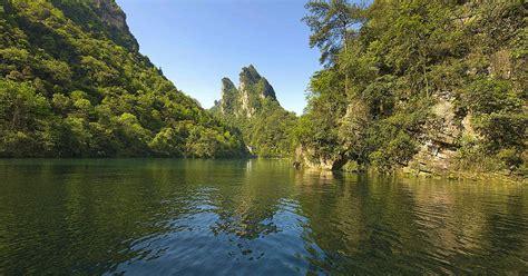 wulingyuan scenic  historic interest area unesco