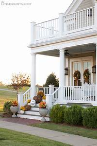 20 of My Favorite Decorating Blogs in October - Hooked on
