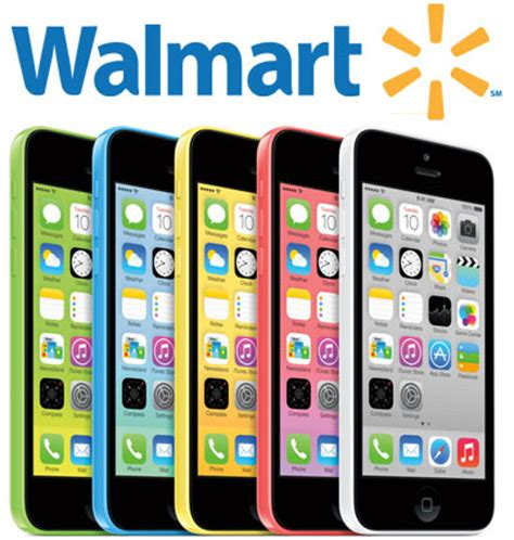 iphone 5c at walmart walmart discounts iphone 5c and iphone 5s accepts 100